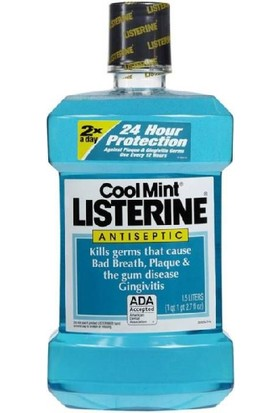 Listerine Coolmint Nane Gargara 500 Ml