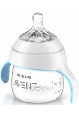 Philips Avent Scf251/00 Natural Eğitici Biberon (150 Ml) 4Ay+ 3 Delik