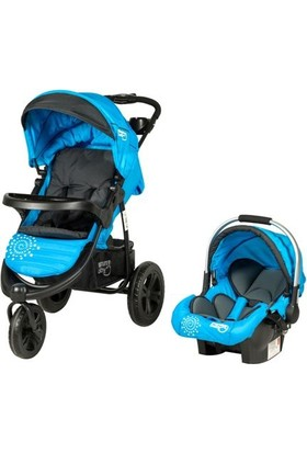 Sunny Baby 338 Partner Travel Set Bebek Arabası Mavi
