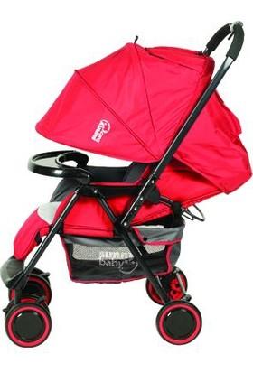 Sunny Baby 785 Majestic Travel Set Bebek Arabası Kırmızı