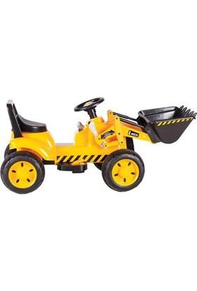 Sunny Baby Jcb 4Cx Akülü İş Makinası Sarı