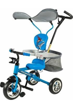 Sunny Baby Lsr901R Troy İtmeli Bisiklet Mavi