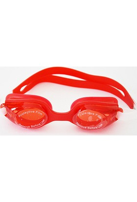 Selex SG1110 Kırmızı Yüzücü Gözlüğü
