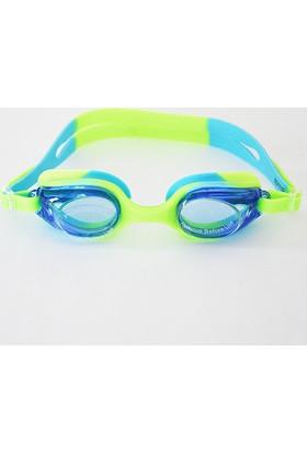 Selex SG1110 Mavi Yeşil Yüzücü Gözlüğü