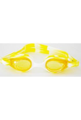Selex SG1110 Sarı Yüzücü Gözlüğü