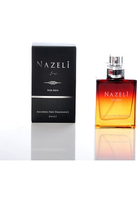Nazeli Şems Alkolsüz Erkek Parfüm