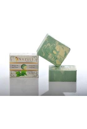 Nazeli Isırgan Bitkisel El Yapımı Doğal Sabun