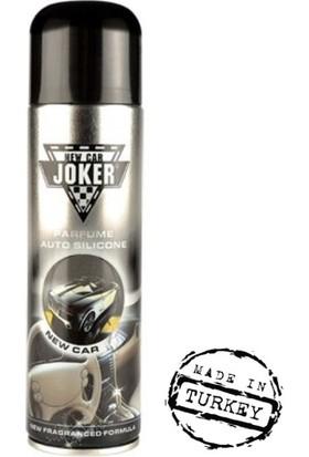 Joker Torpido Parlatıcı New Car Kokulu Oto Silikon