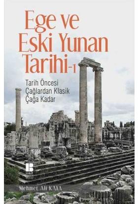 Ege Ve Eski Yunan Tarihi 1