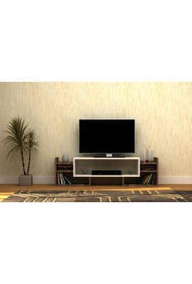 Hepsiburada Home Novella TV Sehpası - Ceviz