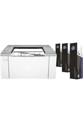 HP Laserjet Pro M106W Yazıcı G3Q39A