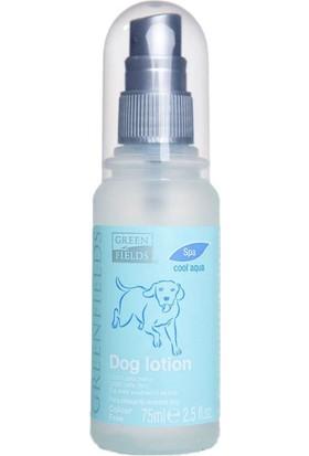 Green Fields Dog Lotion Cool Aqua Serinletici Köpek Parfümü 75 Ml