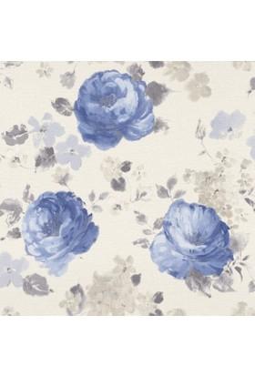 Rasch 448818 Çiçek Desenli Duvar Kağıdı