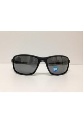 Oakley Oo9302-03 62 16 134 Polarize Gümüş Aynalı Güneş Gözlüğü