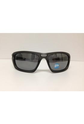 Oakley Oo9236-06 60 16 Valve Polarize Gri Aynalı Güneş Gözlüğü