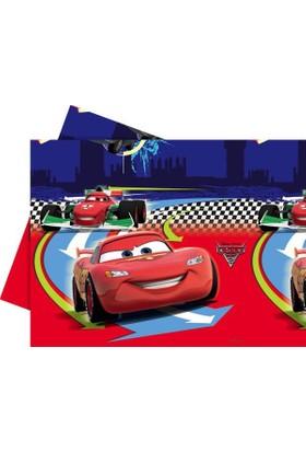 HKostüm Cars 2 Masa Örtüsü 120 x 180 cm