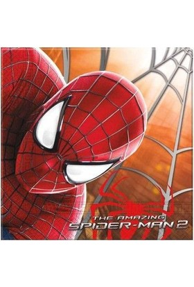HKostüm The Amazing Spiderman 2 Peçete ( 20 Adet)