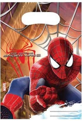HKostüm The Amazing Spiderman Parti Hediye Çantası