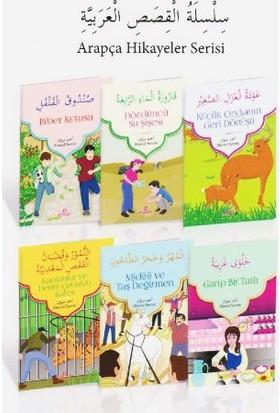 Arapça Hikayeler Serisi 6 Kitap - Ahmed Savvan