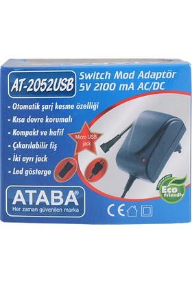 Ataba At-2052 Usb 5V 2.1 Ah Switch Mode Adaptör