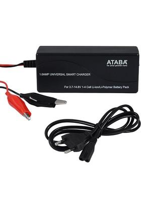 Ataba At-371 3.7V - 14.8V 1 A Li-İon Ve Li-Polymer Pil Şarj Cihazı