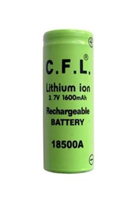 Cfl 3.7V 1600 Mah Li-On 18500A