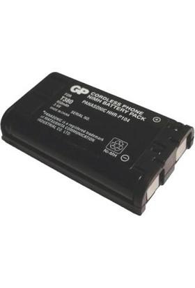 Gp T380 Hhr-P104 3.6V 850 Mah Telsiz Telefon Pili