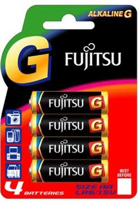 Fujitsu Aa Lr06 Alkaline G Kalem Pil 43 Lü Blister