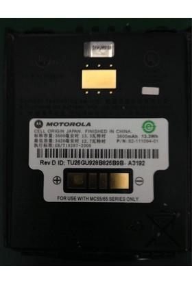 Motorola Mc55 3600 Mah Y&Uuml:Ksek Kapasiteli El Terminali Bataryası