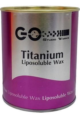 Go Titanium Pudralı Konserve Ağda
