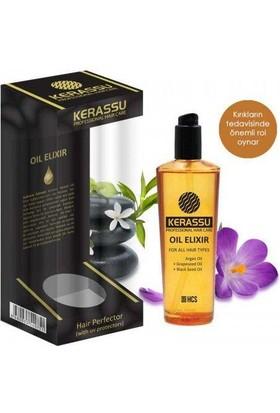 Kerassu Keratin Oil Elixir Saç Bakım Serumu
