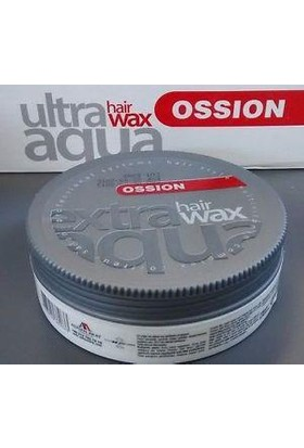Ossion Extra Aqua Gel Wax No:4 200Ml