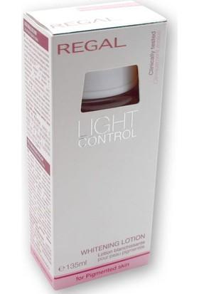 Regal Light Control Lekeli Ciltler İçin Beyazlatıcı Losyon 135Ml