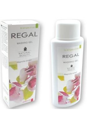 Regal Natural Beauty Antibakteriyel Yüz Temizleme Jeli 200Ml Tüm Cilt Tipleri İçin