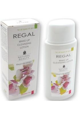 Regal Natural Beauty Makyaj Temizleme Losyonu 135Ml Tüm Cilt Tipleri İçin