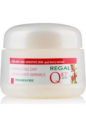 Regal Q10 Spf20 Kırışık Karşıtı Gündüz Kremi Goji Berry Extract 50Ml
