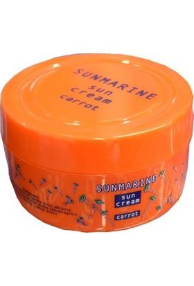 Sunmarine Sun Cream Carrot Spf 2 100Ml