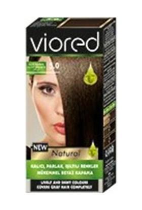 Viored Natural Saç Boyası 5.0 Açık Kahve