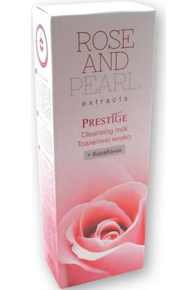 Rose And Pearl Temizleme Sütü 200Ml 24 Saat Nemlendirme Etkili Spf15