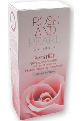 Rose And Pearl Yüz Temizleme Kremi 100Ml Tüm Cilt Tipleri İçin