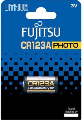 Fujitsu Cr123A 3V Lithium Pil Blister