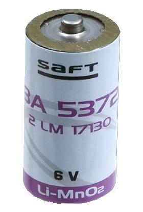 Saft Lı-Mno2 6.0V Batarya Ba 5372