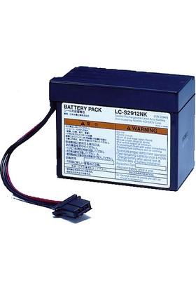 Birikim Power-Xtra Nihon Kohden Lc-S29Birikim 12Nk Birikim 12V 2.9 Ah Şarjlı Batarya