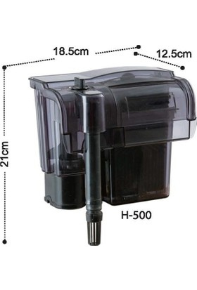 Dolphin Askılı Filtre 510 L/H