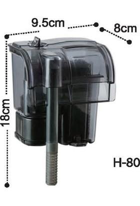 Dolphin Askılı Filtre 190 L/H