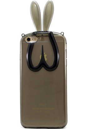 nanotechgsmmarket Apple iPhone 6 Plus Tavşan Tpu Kılıf