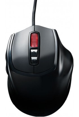 Cooler Master Xornet II RGB LED Optik Oyuncu Mouse