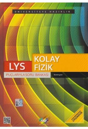 Fdd Yayınları Lys Kolay Fizik İpuçlarıyla Soru Bankası