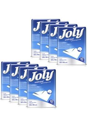Joly Hasta Altı Örtüsü 90X60 Cm 80'Li(10*8)