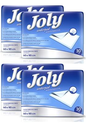 Joly Hasta Altı Örtüsü 90X60 Cm 120'Li(30*4)